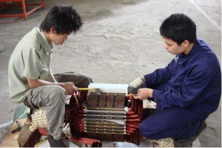 电机维修培训班